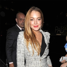 Woman branded prostitute by Lindsay Lohan is fashion designer-Image1