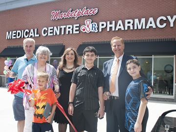 Milton's Marketplace Medical Centre and Pharmacy open for business