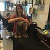 Lynden hockey player's haircut raises over $7,000 for cancer research