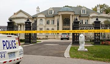 Doulton Place Mansion Remains A Crime Scene