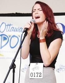 Local teen heads into Ottawa Idol semi- nals– Image 1