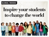 Global Voices: Inspire your students to change the world!
