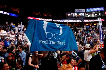 Dem convention starts in turmoil due to leaks-Image1