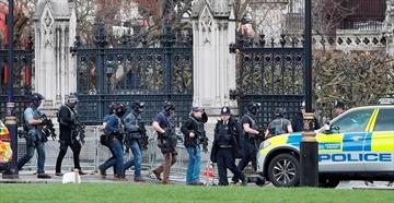 NewsAlert:Westminster attack