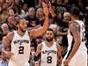 Leonard scores 25 as Spurs dismantle ailing Cavs, 103-74-Image1