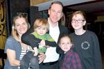 Family, listening to residents key to Barrie byelection win: Prince