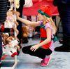 Annual Elf Day Sale Draws Crowds in Sharon
