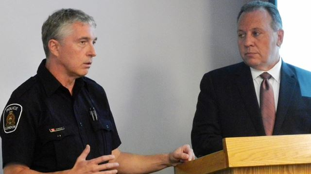 Policing agreement reached