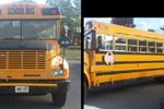Halton police on the lookout for stolen school bus