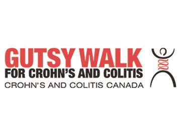 Halton Gutsy Walk for Crohn's and Colitis Canada in Oakville June 7