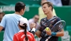 Raonic out of Monte Carlo with foot injury-Image1