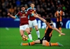 Michael Keane concedes penalty, levels for Burnley at Hull-Image4