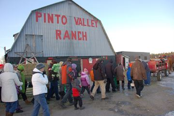 Pinto Valley Ranch owners announced Friday that the farm will become a private residence and farm in June 2014. Boarding facilities will continue at the ranch.