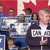 Harper pitches trade deal to Newfoundlanders