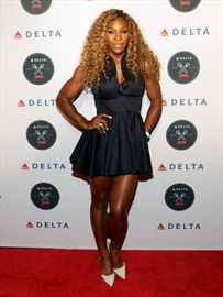 Serena the singer? Tennis star does karaoke-Image1