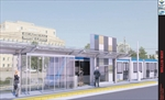 LRT station design