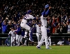 Cubs fans celebrate team's 1st World Series berth since 1945-Image1