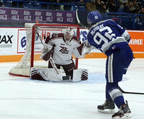 Peterborough Petes split northern road trip with win, loss