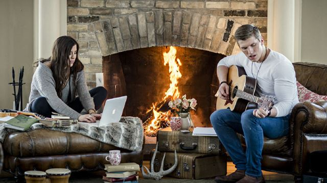 Cambridge Country Duo At Ballad Building Boot Camp In