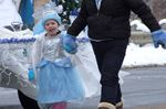 Angus Santa Claus Parade