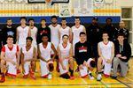 Cardinal Newman Cardinals senior boys basketball squad