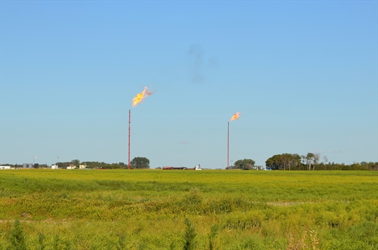Living Near A Natural Gas Pipeline