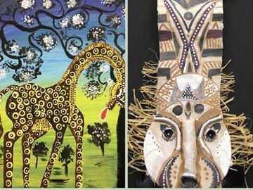 Churchville art show