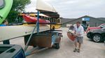 PADDLE FOR FAIRVERN 2015