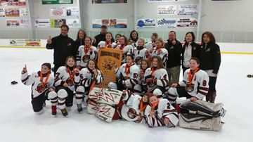 Undefeated Caledon Coyotes take gold in Orangeville
