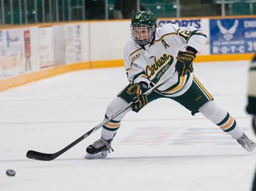 Fast taken second overall in CWHL draft