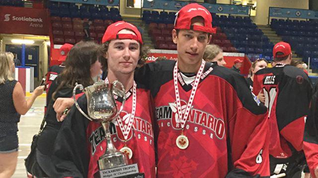 That Ontario midget lacrosse remarkable, amusing