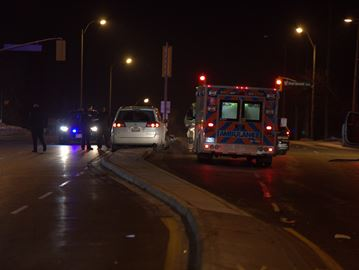 Impaired driver in Ajax