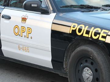 Grey OPP: slow down for farm vehicles