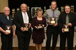 Flamboro Speedway celebrates award winners