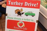 Food for Life holds annual turkey drive this weekend in Oakville, Burlington