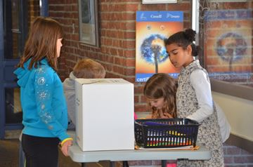 Edmison Heights public school mock vote