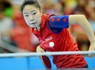Fast Action Pan Am Table Tennis