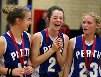 LCIAA junior girls cup goes to PDCI