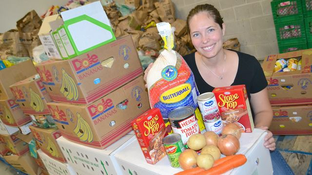 Food Bank Brampton Donations
