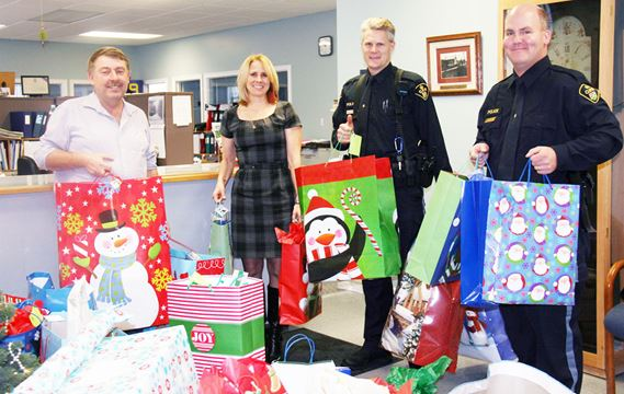 Angel Tree program wraps up for another year