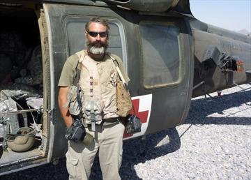 Canadian photog subject of Afghan war film-Image1