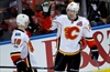 Johnson leads Flames past Panthers 4-2 for 3rd straight-Image1