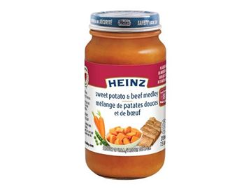 Heinz recalls baby food over possible spoilage