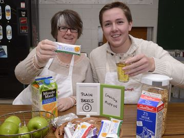 Oakville high school's breakfast club is for all students