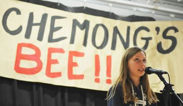 Spelling Bee At Chemong Public School