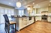 Simple Kitchen Update Morphed into Home Reno
