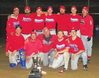 Latta Rivermen win South Hastings Baseball League title– Image 1