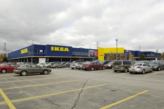 Ikea eyes expansion new site for Ikea ontario canada