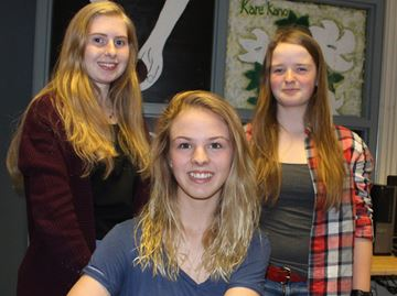 Stayner students recognized for their excellence