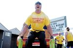 Brandon Perry strongman competitor